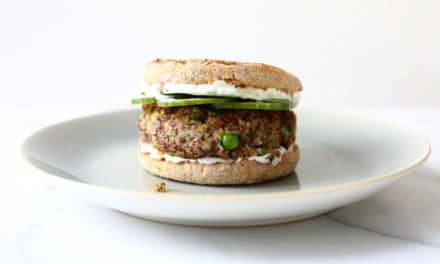 Vegan Quinoa Burger Recipe (Gluten-Free)