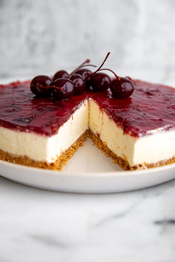 cheesecake med mascarpone recept