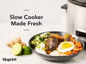 Slow Cooker Made Fresh class cover photo.