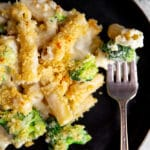 Customizable Creamy Pasta Bake Recipe (Gluten Free Option!)