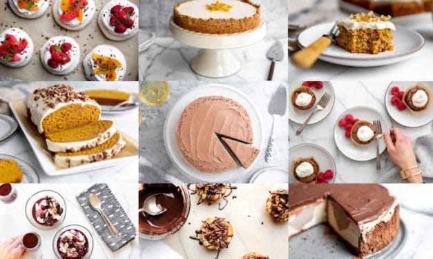 BEST Gluten Free Christmas Desserts (Make Ahead!)